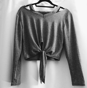 Tops - Cute cropped top